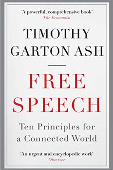 Free Speech book cover