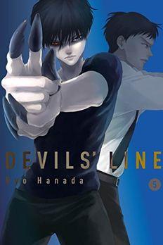 Devils' Line, Vol. 5 book cover