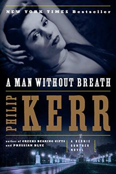 A Man Without Breath book cover