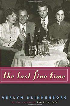 The Last Fine Time book cover