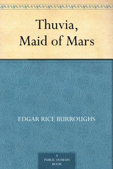 Thuvia, Maid of Mars book cover