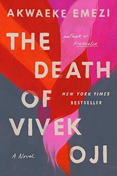 The Death of Vivek Oji book cover