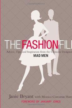 The Fashion File book cover