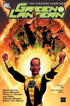 Green Lantern, Volume 5 book cover