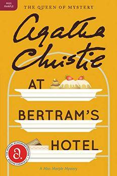 At Bertram's Hotel book cover