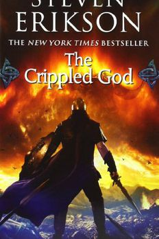 The Crippled God book cover