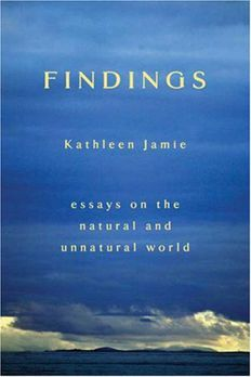 Findings book cover