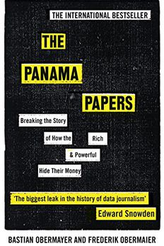 The Panama Papers book cover