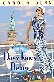 To Davy Jones Below book cover