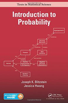 Introduction to Probability book cover