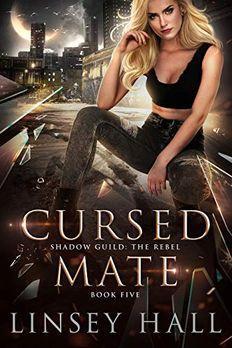 Cursed Mate book cover