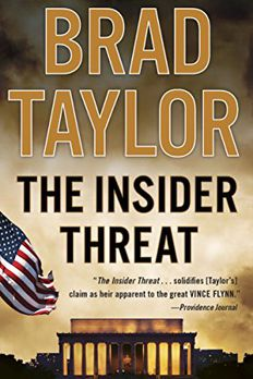 The Insider Threat book cover
