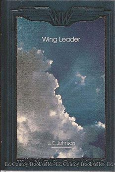 Wing Leader book cover