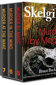The DI Skelgill Series Books 5-7 book cover