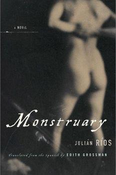 Monstruary book cover