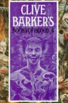 Clive Barker's Books of Blood book cover