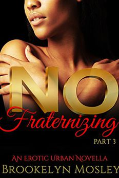 No Fraternizing book cover