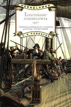 Lieutenant Hornblower book cover