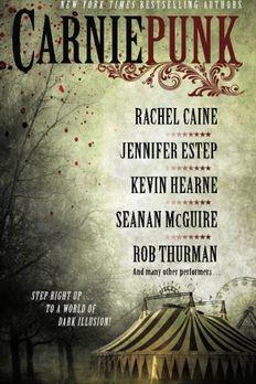 Carniepunk book cover