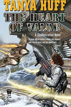 The Heart of Valor book cover