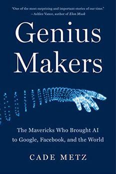 Genius Makers book cover