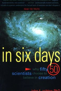 In Six Days book cover
