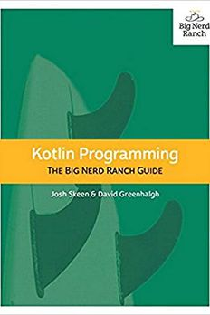 Kotlin Programming book cover