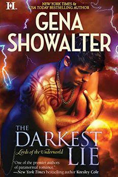 The Darkest Lie book cover