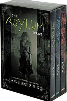 Asylum 3-Book Box Set book cover