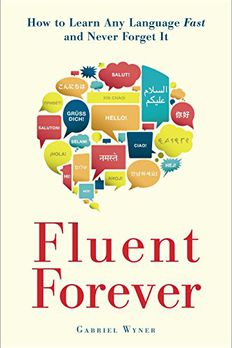 Fluent Forever book cover