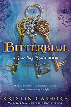 Bitterblue book cover