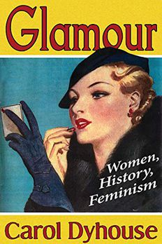 Glamour book cover