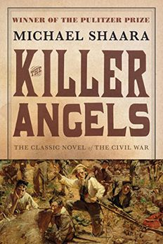 The Killer Angels book cover