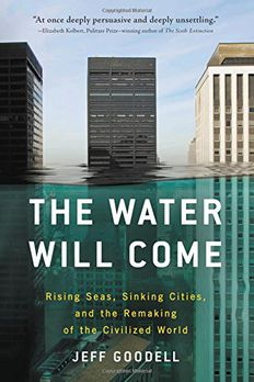 The Water Will Come book cover