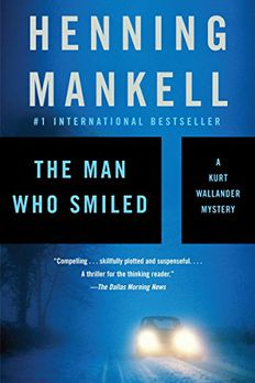 The Man Who Smiled book cover