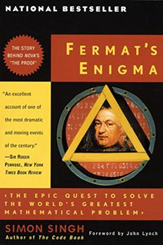 Fermat's Enigma book cover