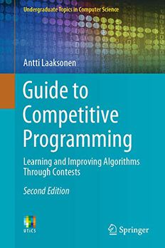 Guide to Competitive Programming book cover