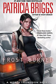 Frost Burned book cover
