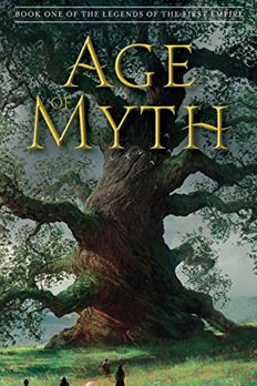 Age of Myth book cover