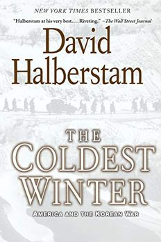 The Coldest Winter book cover