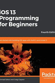 iOS 13 Programming for Beginners book cover