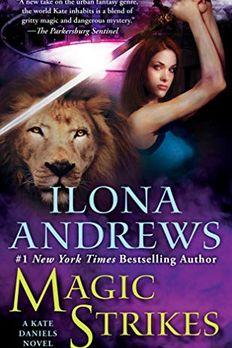 Magic Strikes book cover