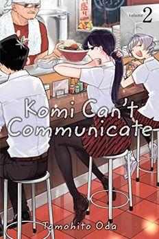 Komi Can't Communicate, Vol. 2 book cover