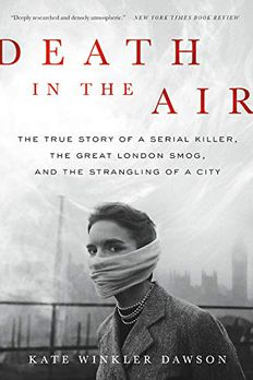 Death in the Air book cover