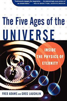 The Five Ages of the Universe book cover
