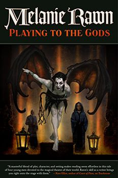 Playing to the Gods book cover