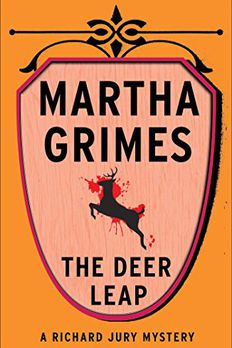 The Deer Leap book cover