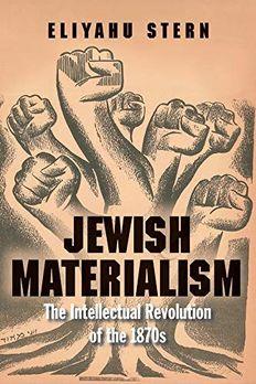 Jewish Materialism book cover