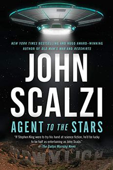 Agent to the Stars book cover