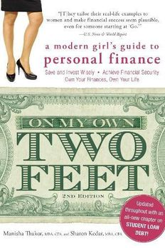 On My Own Two Feet book cover